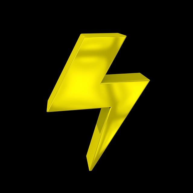 symbol pro elektrický proud