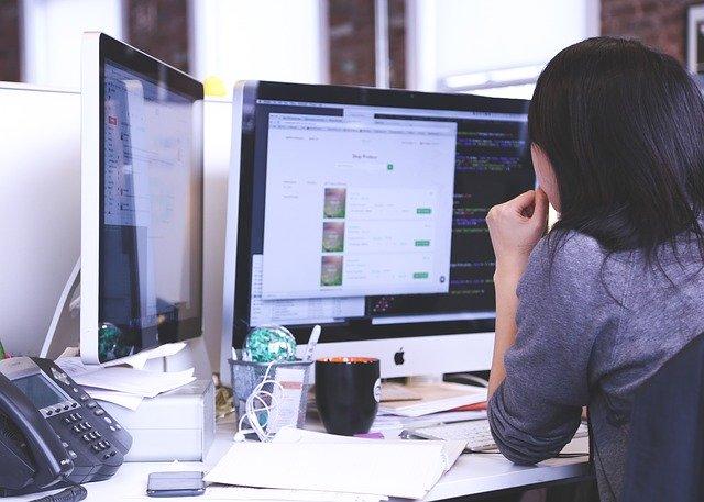 Podnikání - student, počítač