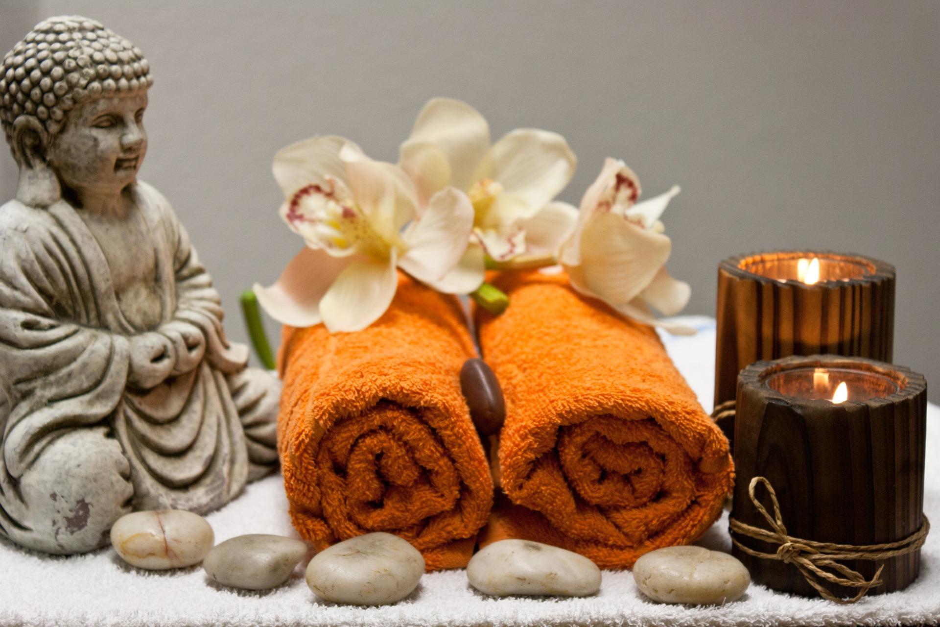masáž a relaxace