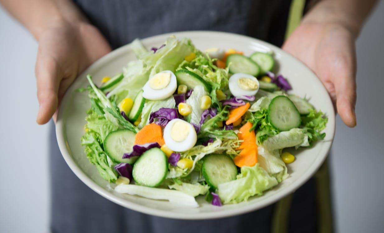 salát zeleninový